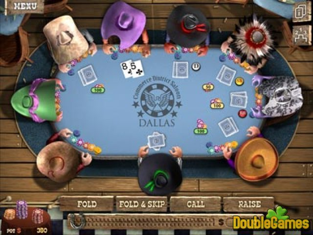 Free Download Governor of Poker 2 Standard Edition Screenshot 1