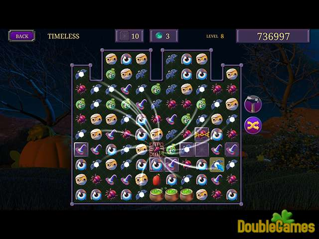 Free Download Halloween Trouble 2 Screenshot 1
