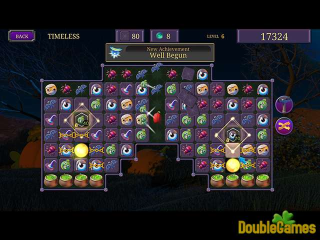 Free Download Halloween Trouble 2 Screenshot 2