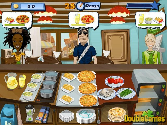 Free Download Restauracja rodzinna 2 Screenshot 1