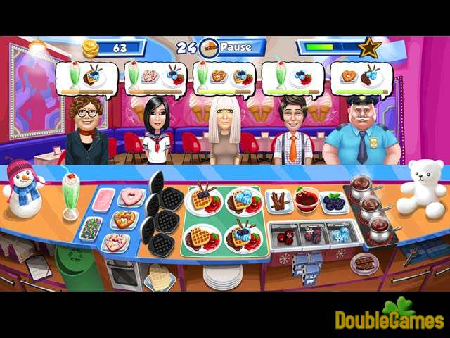 Free Download Happy Chef 3 Screenshot 2