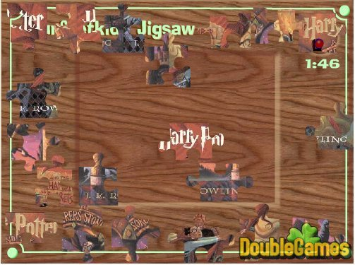 Free Download Harry Potter: Books 1 & 2 Jigsaw Screenshot 2