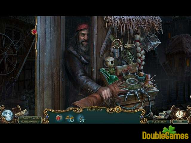 Free Download Haunted Legends: Monstrous Alchemy Collector's Edition Screenshot 1