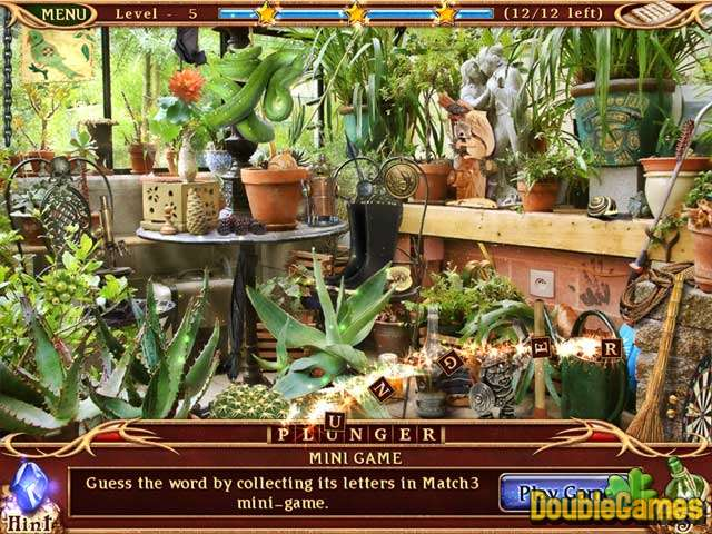 Free Download Solve crosswords to find the hidden objects! Enjoy the sequel to one of the most successful mix of w Screenshot 1
