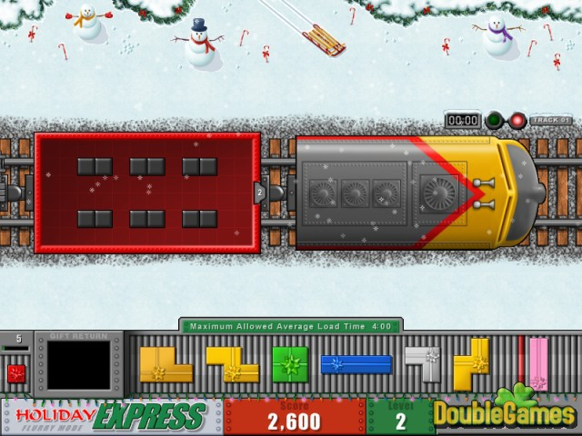Free Download Holiday Express Screenshot 2
