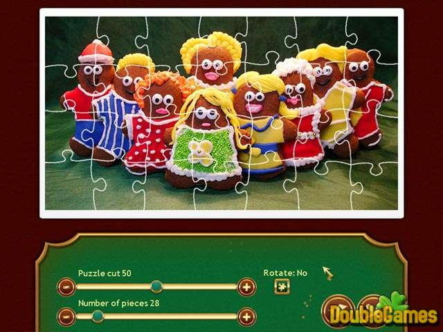 Free Download Holiday Jigsaw Christmas Screenshot 1