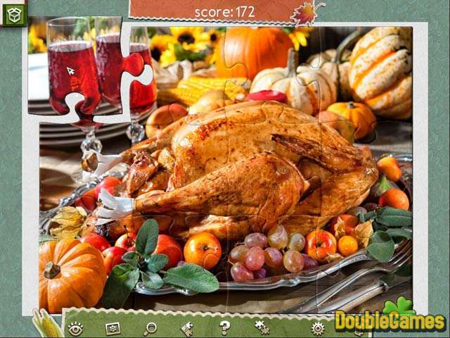 Free Download Holiday Jigsaw Thanksgiving Day 2 Screenshot 1