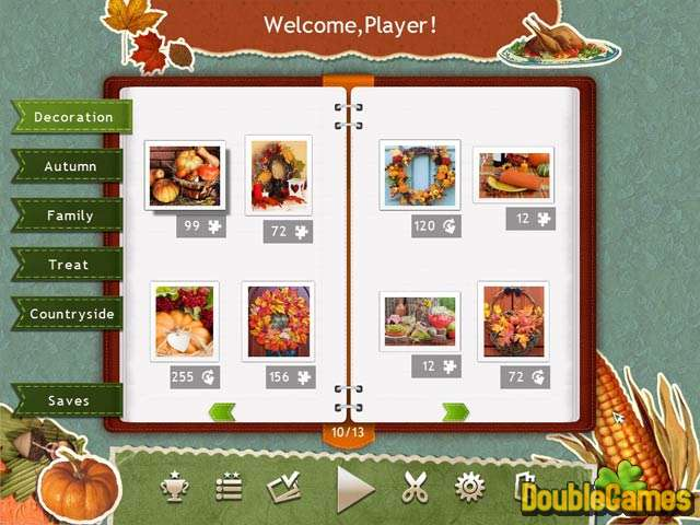 Free Download Holiday Jigsaw Thanksgiving Day 2 Screenshot 2
