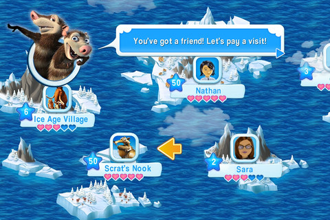 Free Download Ice Age Village Screenshot 3