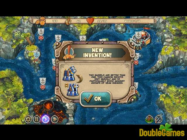 Free Download Iron Sea Defenders Screenshot 2