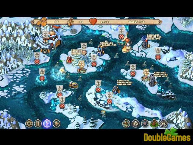 Free Download Iron Sea Defenders Screenshot 3