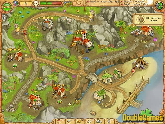 Free Download Island Tribe 3 Screenshot 1
