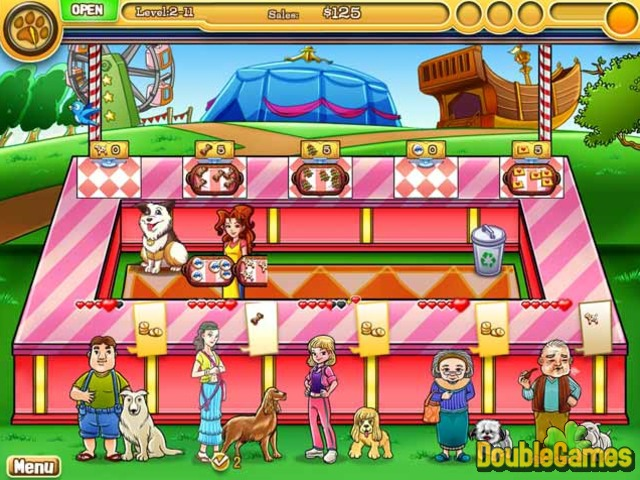 Free Download Jessica's Bow Wow Bistro Screenshot 2