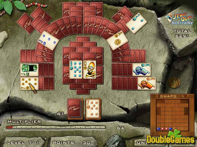 Free Download Jewel Quest Solitaire Screenshot 3