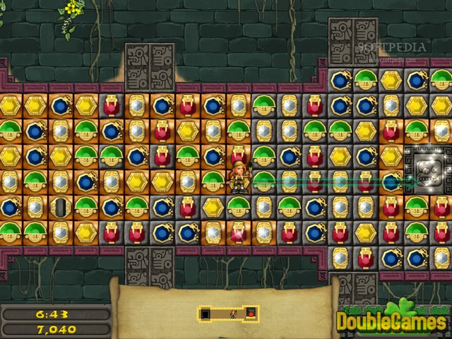 Free Download Jewels of Cleopatra 2: Aztec Mysteries Screenshot 3