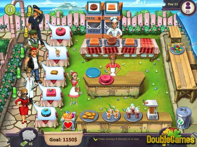 Free Download Katy and Bob: Cake Cafe Collector's Edition Screenshot 1