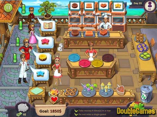 Free Download Katy and Bob: Cake Cafe Collector's Edition Screenshot 3