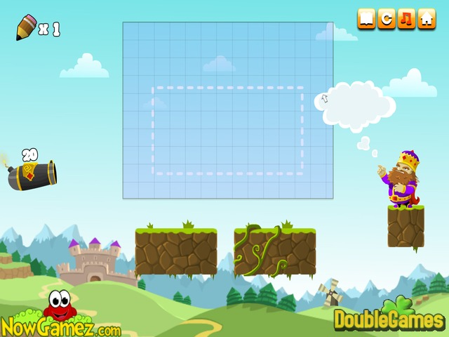 Free Download King's Troubles Screenshot 1