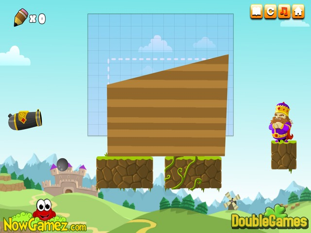Free Download King's Troubles Screenshot 2