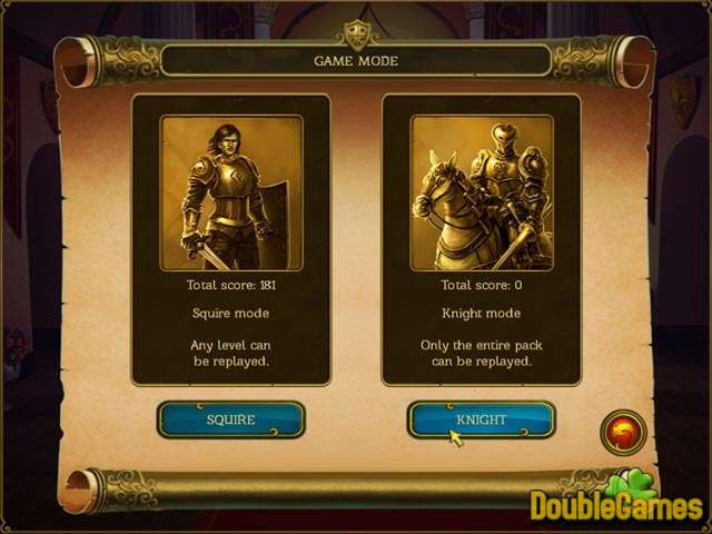 Free Download Knight Solitaire Screenshot 2