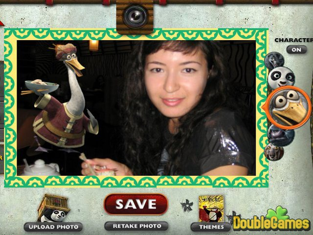 Free Download Kung Fu Panda 2 Photo Booth Screenshot 3