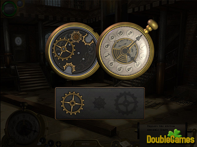 Free Download Lost in Time: The Clockwork Tower Screenshot 3