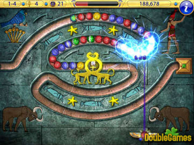 Free Download Luxor Amun Rising HD Screenshot 1