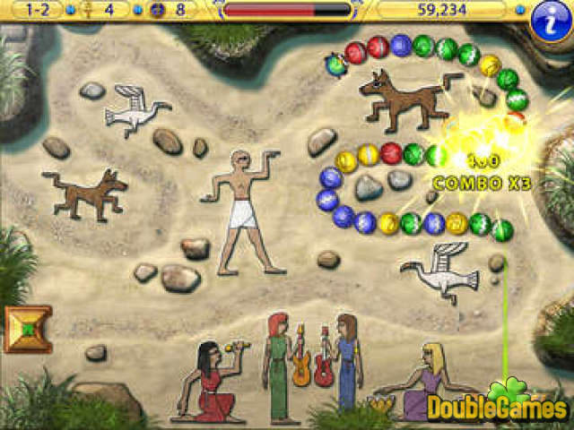 Free Download Luxor Amun Rising HD Screenshot 2