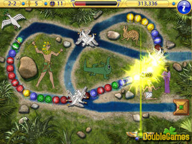 Free Download Luxor Amun Rising HD Screenshot 3