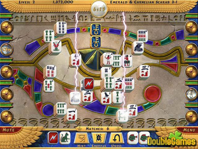 Free Download Luxor Mah Jong Screenshot 1