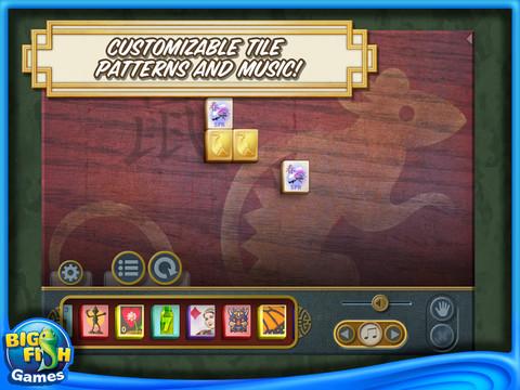 Bezpłatne pobieranie Mahjong Towers Touch zrzutu ekranu 3