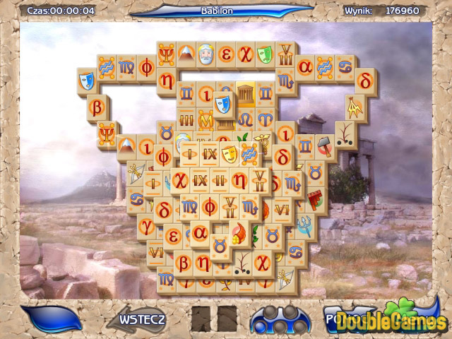 Bezpłatne pobieranie Mahjongg Artefakty zrzutu ekranu 2