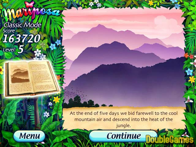 Free Download Mariposa Screenshot 3