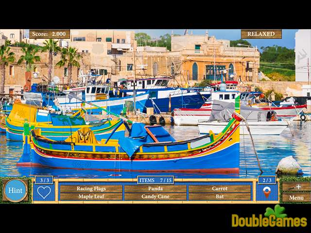 Free Download Mediterranean Journey Screenshot 1