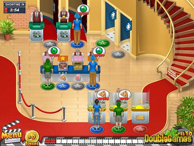 Free Download Megaplex Madness: Monster Theater Screenshot 1