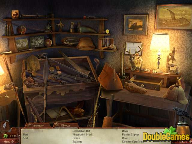 Free Download Midnight Mysteries: Haunted Houdini Deluxe Screenshot 1