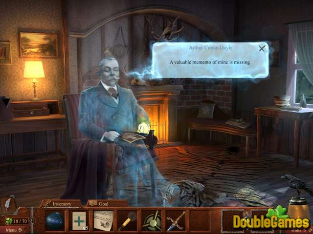 Free Download Midnight Mysteries: Haunted Houdini Deluxe Screenshot 2