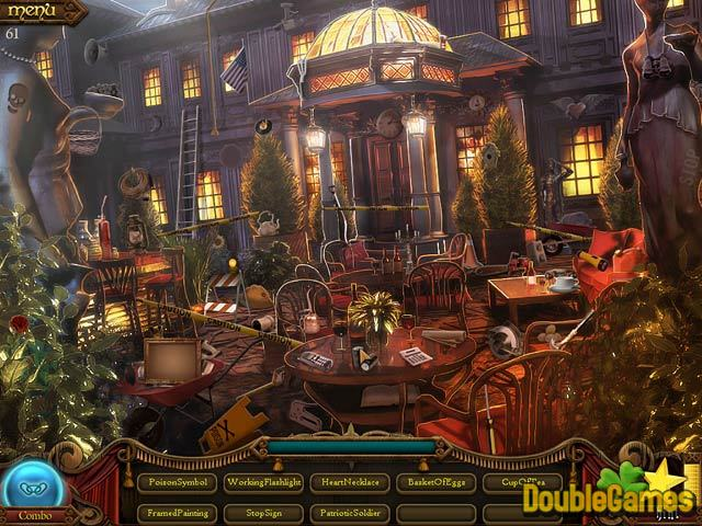 Free Download Millionaire Manor: The Hidden Object Show Screenshot 1