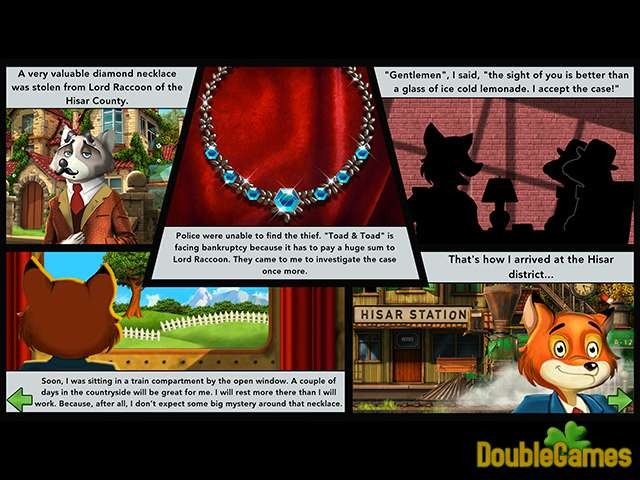 Free Download Montgomery Fox and the Case Of The Diamond Necklace Screenshot 3