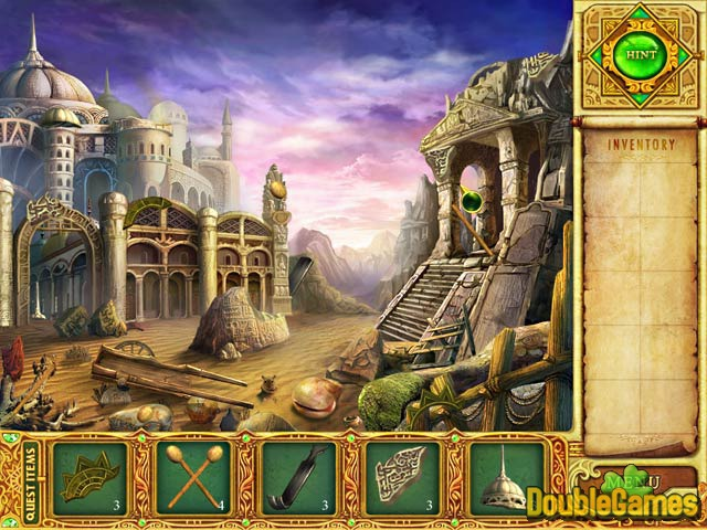 Free Download Mystery Age: The Imperial Staff Screenshot 2