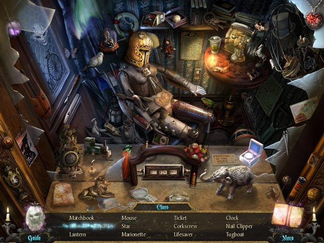 Free Download Phantom of the Opera: Mystery Legends Collector's Edition Screenshot 1