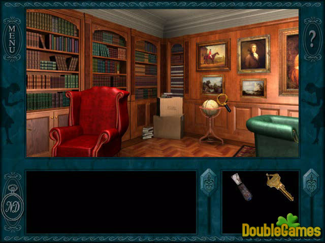 Free Download Nancy Drew: Message in a Haunted Mansion Screenshot 3