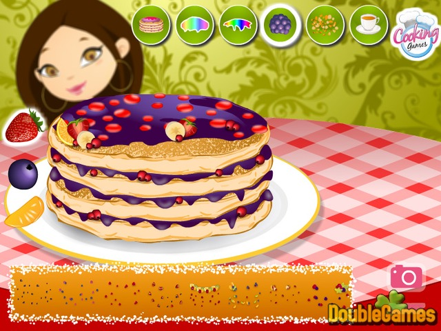 Free Download Pancake Party Screenshot 1