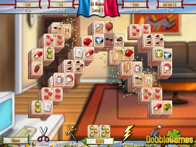 Free Download Paris Mahjong Screenshot 1
