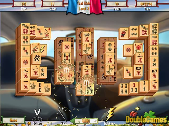 Free Download Paris Mahjong Screenshot 3