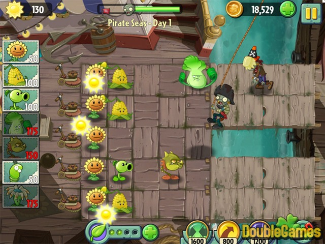 Free Download Plants vs. Zombies 2: It's About Time Screenshot 1