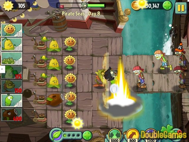 Free Download Plants vs. Zombies 2: It's About Time Screenshot 3