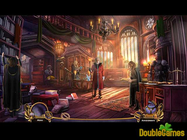 Free Download Queen's Quest III: End of Dawn Collector's Edition Screenshot 1