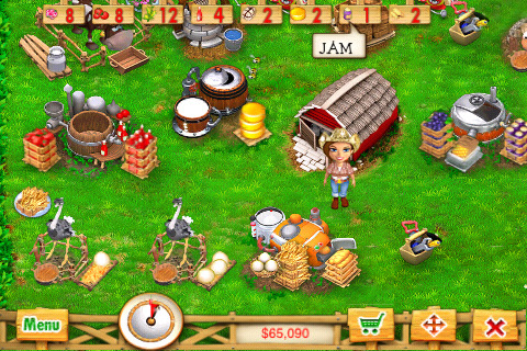 Free Download Ranch Rush Screenshot 2
