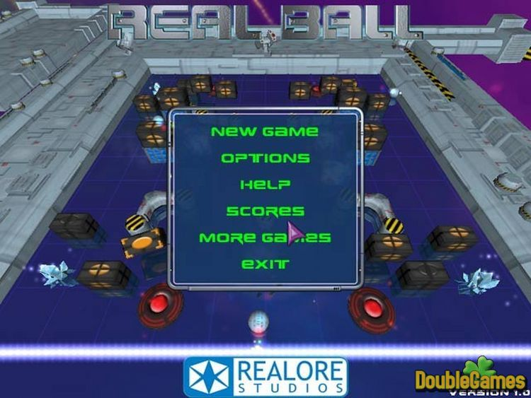 Free Download Real Ball Screenshot 2